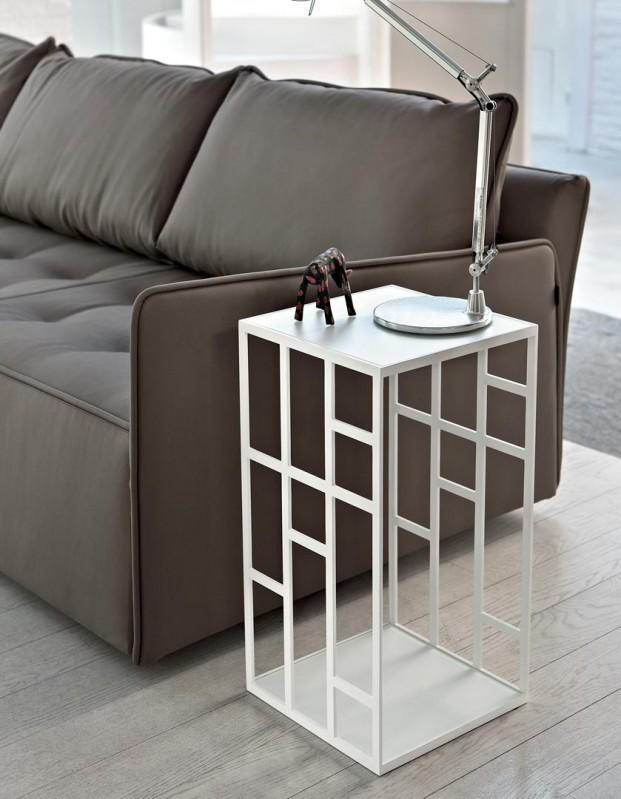 Brilliant Manhattan High Coffee Table By Bontempi Casa Inzonedesignstudio Interior Chair Design Inzonedesignstudiocom